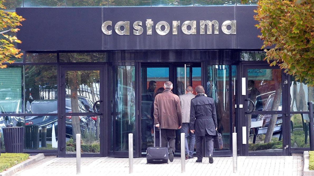 Comment fonctionne le drive Castorama ?
