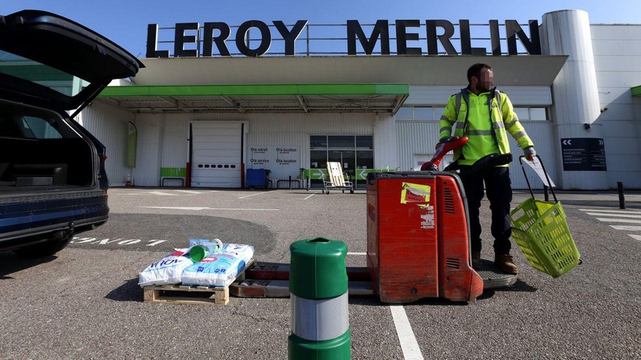 Comment passer une commande chez Leroy Merlin ?
