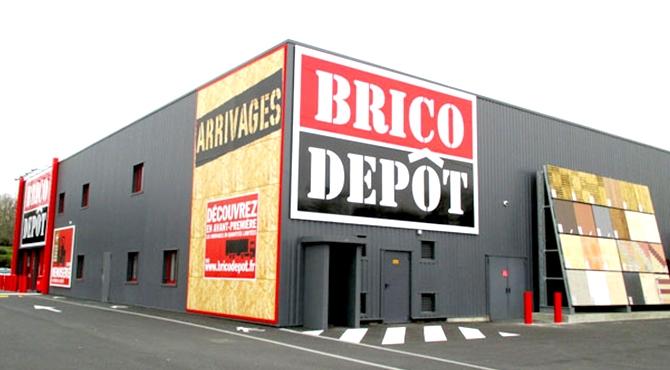 Est-ce que Brico Dépôt est ouvert lundi ?
