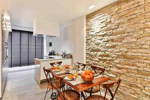 Quel revêtement sur les murs de cuisine ?