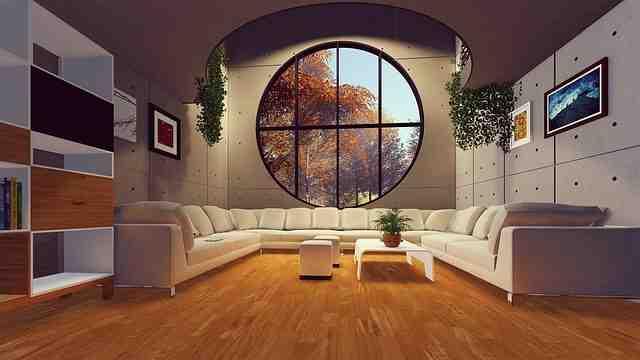 Quelle couleur de mur avec un canapé blanc ?