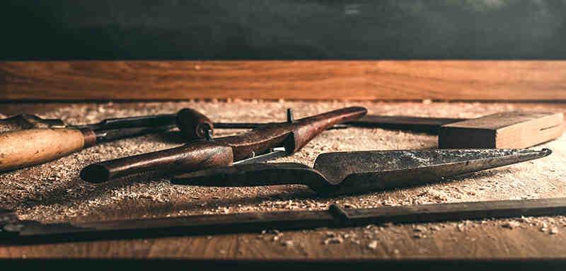 Quels outils pour debuter en menuiserie ?